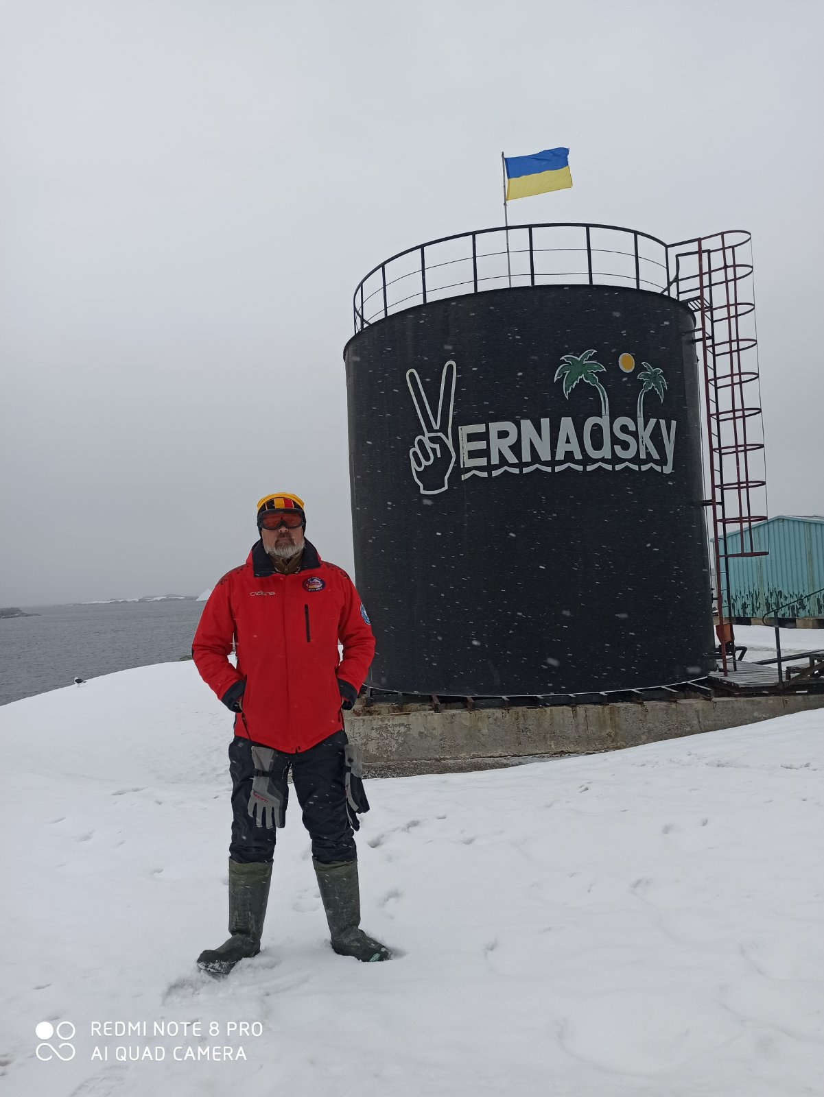 zingametall antarktida